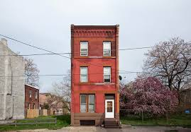 row homes rowhomes without rows hidden city philadelphia