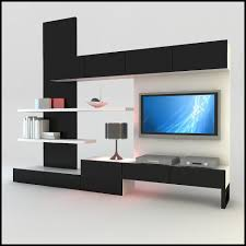 designer wall unit home design