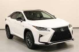 lexus f sport emblem for sale pre owned 2016 lexus rx 350 for sale in amarillo tx 44003