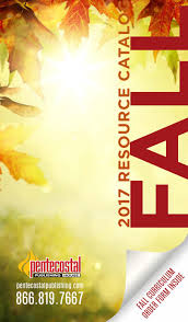 pentecostal publishing house fall 2017 catalog by pentecostal