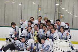 peewee aa wins gold at the thanksgiving hockey classic new