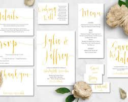 wedding stationery wedding invitations etsy au