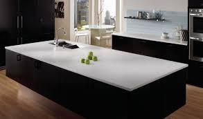 comptoir de cuisine quartz blanc comptoirs prémoulé