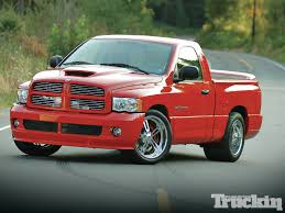 2004 dodge ram srt10 hammer time truckin magazine