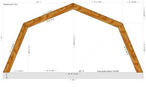 gambrel style what roof pitch should a gambrel style roof have quora