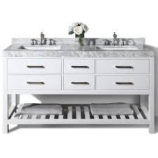 shop ancerre designs elizabeth white undermount double sink