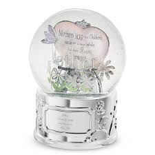 baptism snow globes personalized snow globe