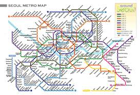 Dubai Metro Map by Metro Map Seoul Metro Map Of Seoul South Korea