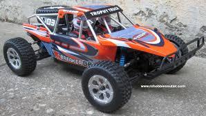 baja truck racing rc trophy truck brushless electric baja style 2 4g 4wd lipo 1 10