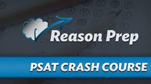 psat crash course reason prep