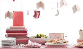 Barbie Themed Baby Shower by The Best Baby Shower Themes Martha Stewart