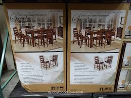 100 9 piece counter height dining room sets dining tables 9