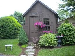 Cottage Backyard Ideas 85 Best Garden Sheds Images On Pinterest Garden Sheds Garden