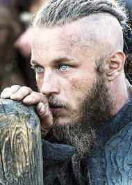 travis fimmel haircut in deep thought vikings pinterest deep thoughts vikings