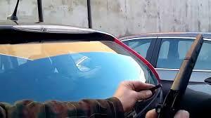 2008 honda crv wiper blades how to replace honda crv rear wiper