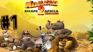 madagascar escape 2 africa walkthrough 1 madagascar