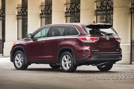 hyundai jeep 2017 suv comparison toyota highlander vs hyundai santa fe xl driving