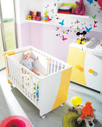 Bedroom Furniture Ideas For Small Spaces 4 Use A Bassinet For As Long Nursery Furniture Small Rooms E