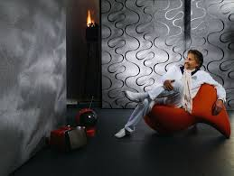 modern wallpaper by luigi colani promise an individual design