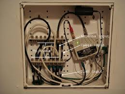 home theater wire management wiring coax rg6 for the home avs forum home theater