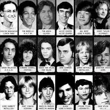 yearbook from high school gawker thread unearths high school yearbook photos of eddie vedder