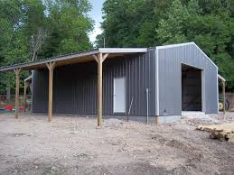 legacy pole barn and post frame buildings