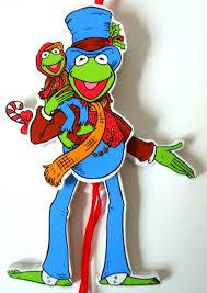 image kurt adler muppet christmas carol flat christmas ornaments