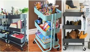 ikea raskog utility cart ikea raskog utility cart archives diy house hacks one crazy house