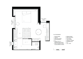 plan chambre parentale avec salle de bain amenagement suite parentale dressing salle de bain amenagement