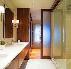 Sliding Bathroom Door by Interior Pocket Doors Awesome Bathroom Design With Contemporray