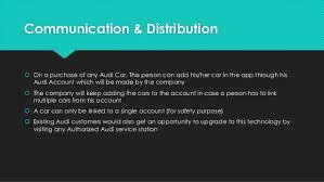 audi account services audi smart drive