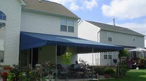 Awnings Baltimore Residential Patio Awning In Baltimore Creates A New Living Space