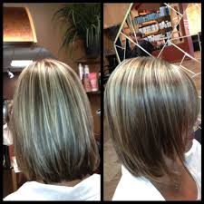 pics of lo lites in short white hair light natural level 5 with 25 gray lifted highlights to pale