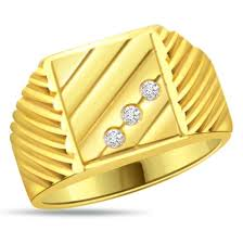 men gold ring diamond gold men s rings sdr550 mens collection surat diamond