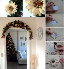 birthday decorations to make at home wonderful diy pumpkin seed flower decoration