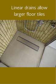 best 25 trench drain ideas on pinterest trench drain systems linear or sometimes called trench drains allow the use of larger format tiles in