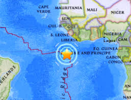 ascension islands map major earthquakes hit ascension island region 6 7 and fiji