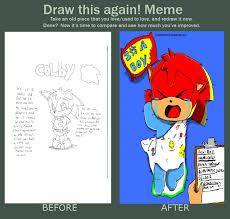 Colby Meme - meme colby before and after by tailslover42 on deviantart
