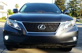 2010 lexus rx 350 reviews canada drl upgrade to hid 6000k 2010 rx 350 clublexus lexus forum