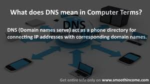 what does dns mean in computer terms full info