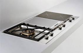 Thermador Induction Cooktops Kitchen Awesome Cda Hng7410fr 78cm Frameless Hybrid Dual Fuel Gas