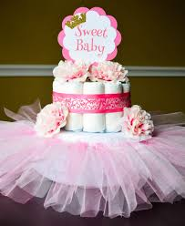 tutu centerpieces for baby shower not just another southern gal baby shower cake tutu and
