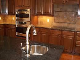 kitchen astounding ideas for kitchen decoration using dark brown