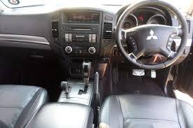 Mitsubishi Pajero 2008 Interior 2008 Mitsubishi Pajero 5 Door 3 2di D Gls Crossover Suv Awd