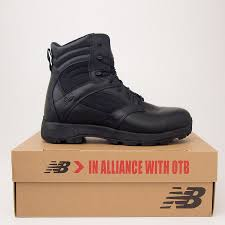 new balance men u0027s 961 tab tactical athletic boot m961mbk in black
