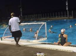 chs polo chs alumnus leads water polo meet coach asante sefa boakye