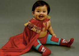 nacho libre costume these baby costumes are even more delicious than candy