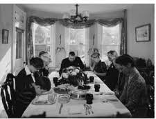 Do Mormons Celebrate Thanksgiving Americans And Britons Celebrated Thanksgiving 1942 In War
