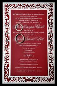 indian wedding invitations chicago indian wedding celebration in chicago illinois