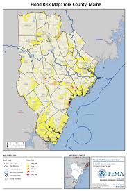 map of maine coastal towns in maine to challenge fema s flood insurance map
